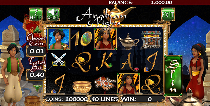 Gold Casino Games