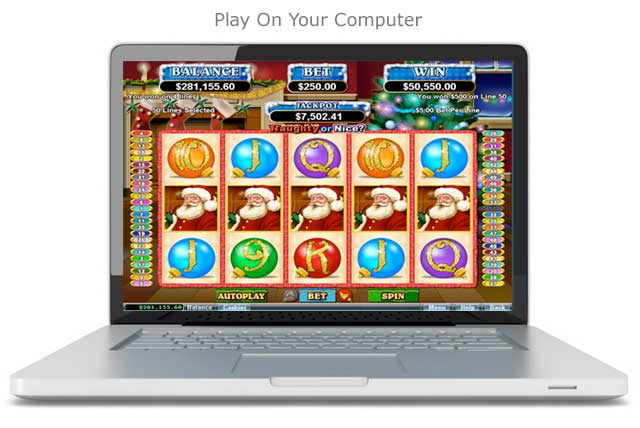 Casino Game Screen Shot