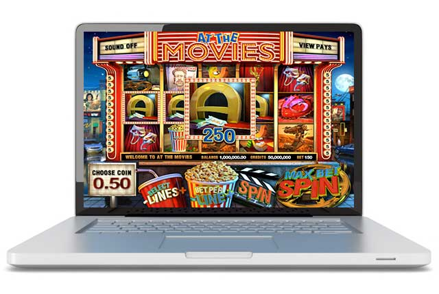 Betanysports 3D Casino Game Screenshot