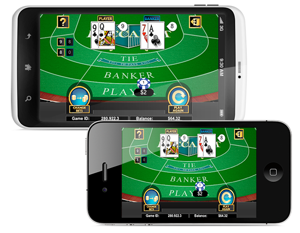 Betanysports Mini Casino Games